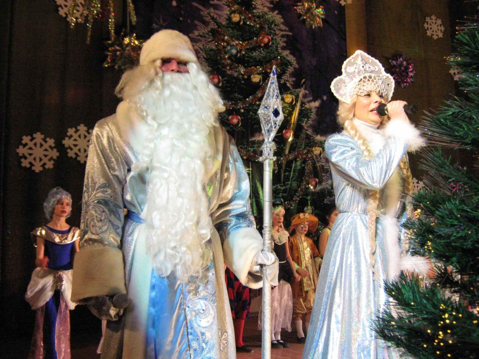Благотворительный фонд приглашает на благотворительные спектакли, посвященные празднованию Нового года и Рождества