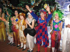 Благотворительные новогодние представления для детей-сирот и детей, оставшихся без попечения родителей Смоленской области