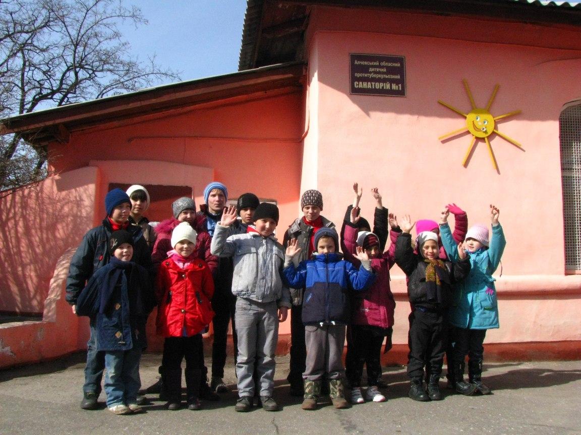 Фонд оправил гуманитарную помощь детям Донецкой и Луганской областей Украины