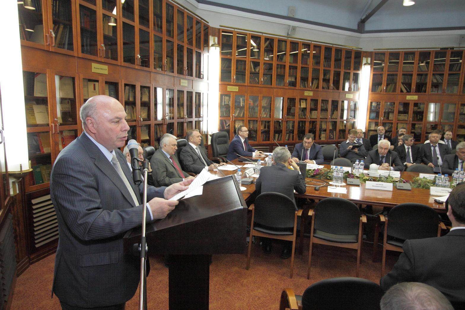 Состоялось ежегодное отчетное заседание Совета и Попечительского Совета Фонда