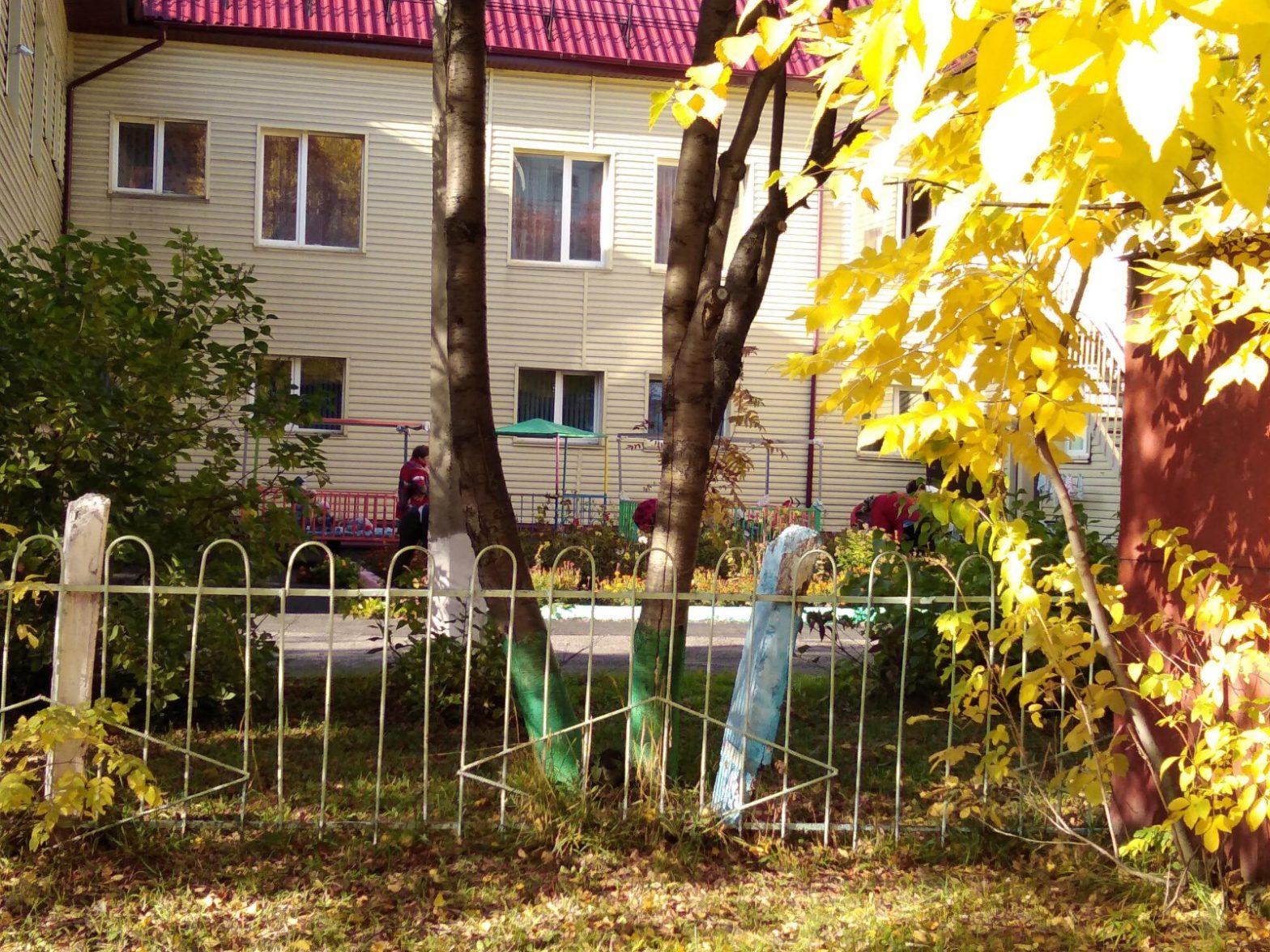 Прокопьевский дом ребенка специализированный «Планета детства»