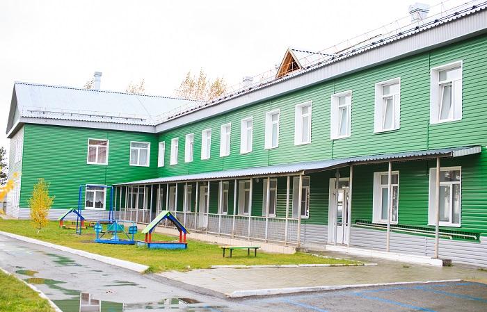 Юргинский детский дом-интернат для умственно отсталых детей