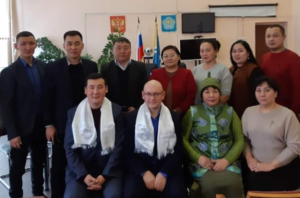 Фонд профинансировал приобретение оборудования для школы-интерната Дзун-Хемчикского кожууна