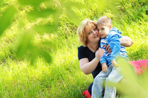 Лечение Виталика Клюева - ребенок-инвалид, мать-одиночка