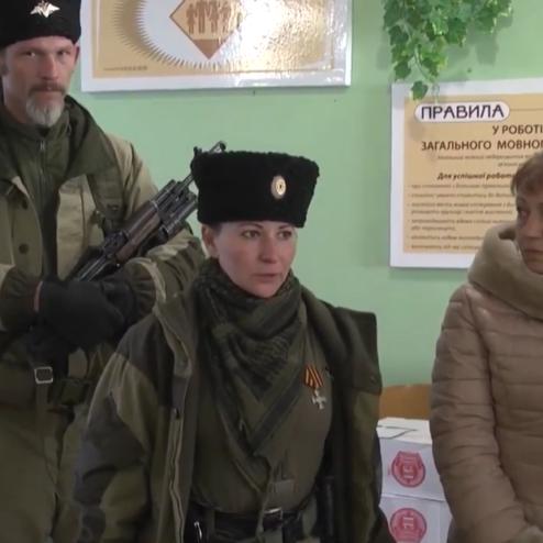 Продукты питания для Детей Донбасса
