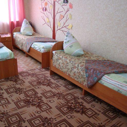 Государственное казенное общеобразовательное учреждение «Михайловская школа-интернат»