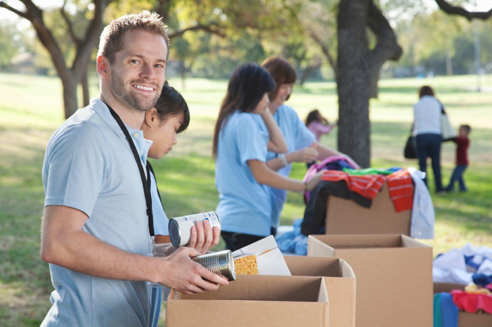 Как заняться благотворительностью