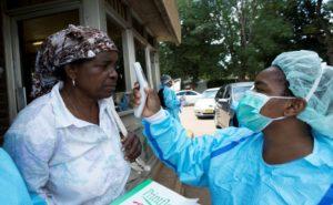 Первые леди африканских стран работают над прекращением распространения COVID-19