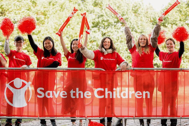 Благотворительная организация «Спасите детей» (Save the Children) объединила спортсменов на помощь детям